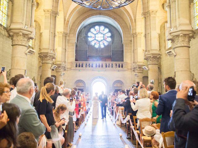Le mariage de Yohann et Pauline à Beaulieu-sur-Loire, Loiret 1