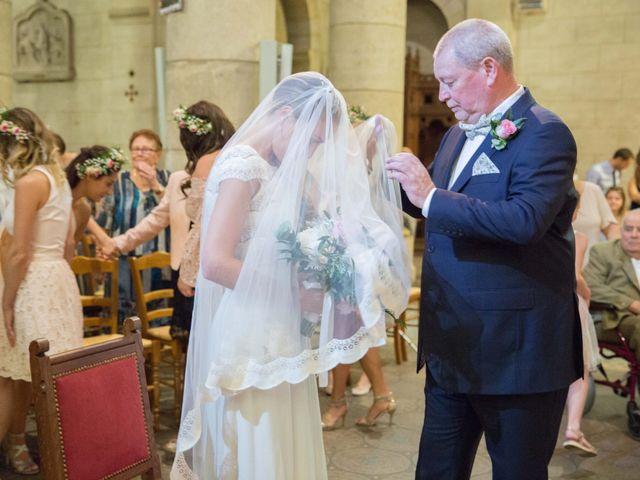 Le mariage de Yohann et Pauline à Beaulieu-sur-Loire, Loiret 2