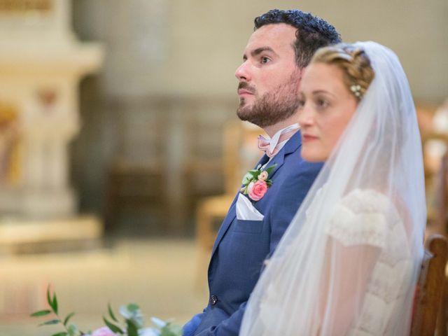 Le mariage de Yohann et Pauline à Beaulieu-sur-Loire, Loiret 3