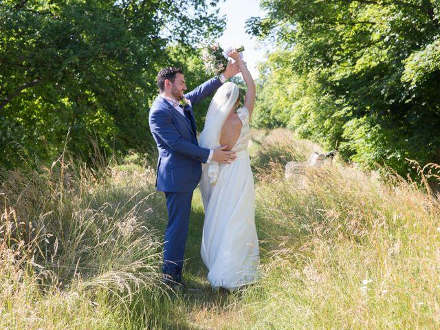 Le mariage de Yohann et Pauline à Beaulieu-sur-Loire, Loiret 6
