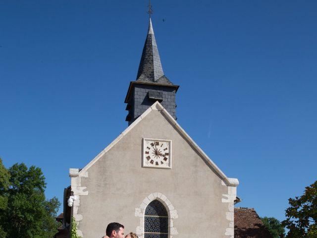 Le mariage de Yohann et Pauline à Beaulieu-sur-Loire, Loiret 7