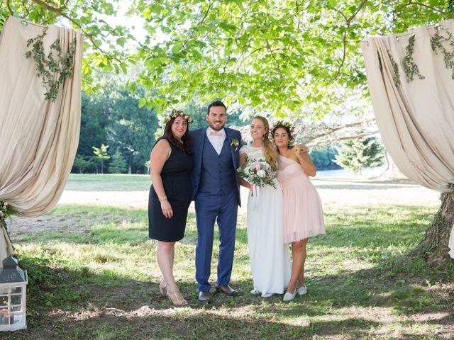 Le mariage de Yohann et Pauline à Beaulieu-sur-Loire, Loiret 9