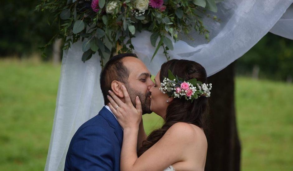 Le mariage de Jonathan et Marie à Lugrin, Haute-Savoie