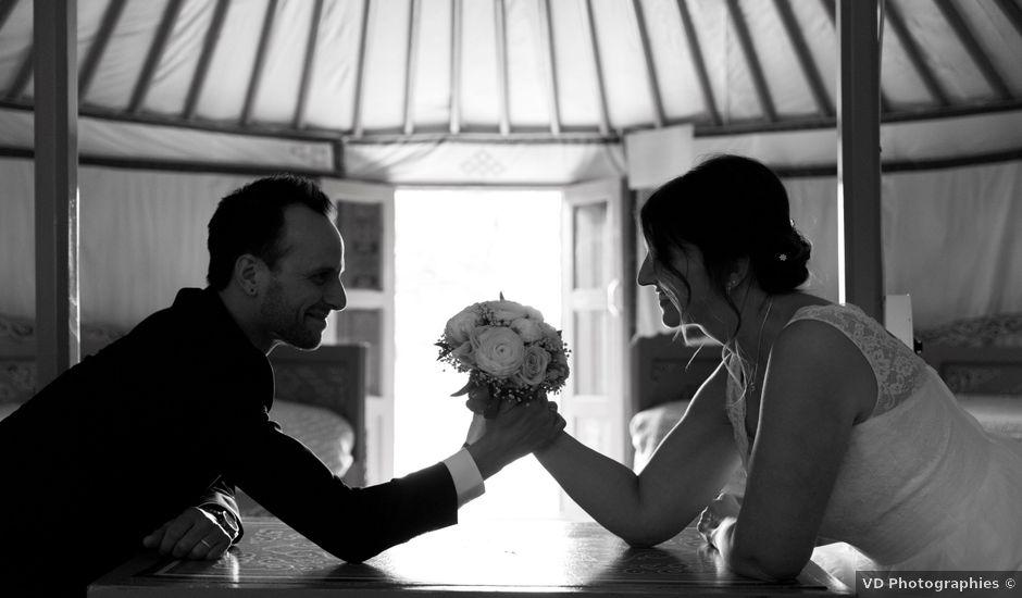Le mariage de Julien et Alicia à La Chapelle-Gauthier, Seine-et-Marne