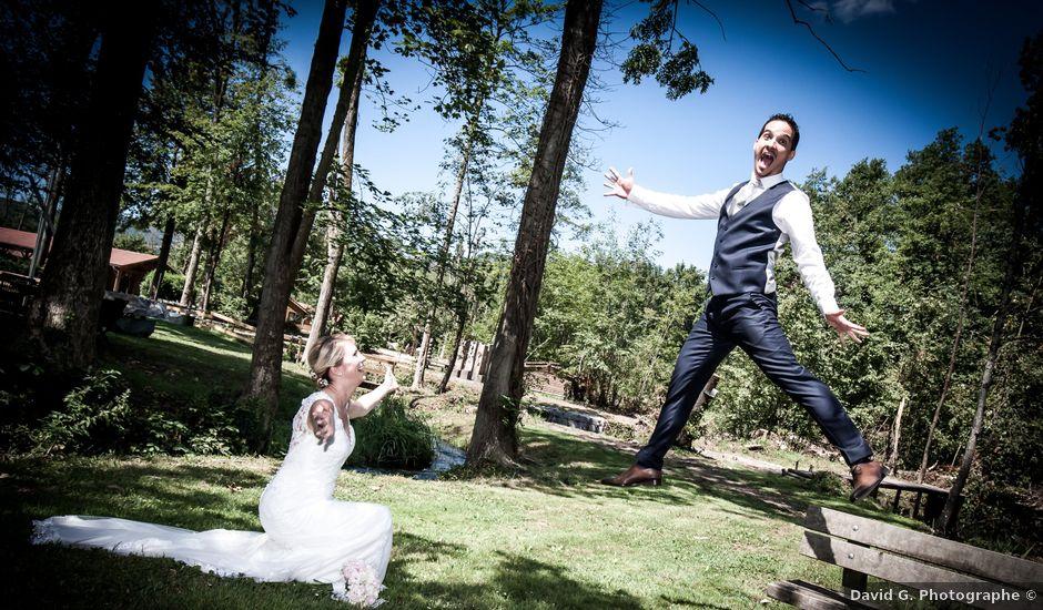 Le mariage de Thierry et Sandrine à Voreppe, Isère
