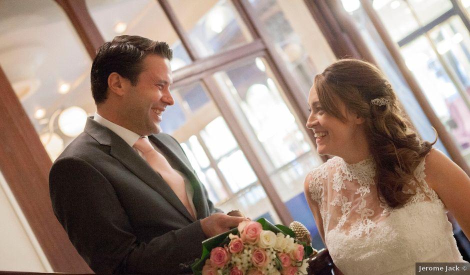 Le mariage de Nicolas et Nelly à Paris, Paris