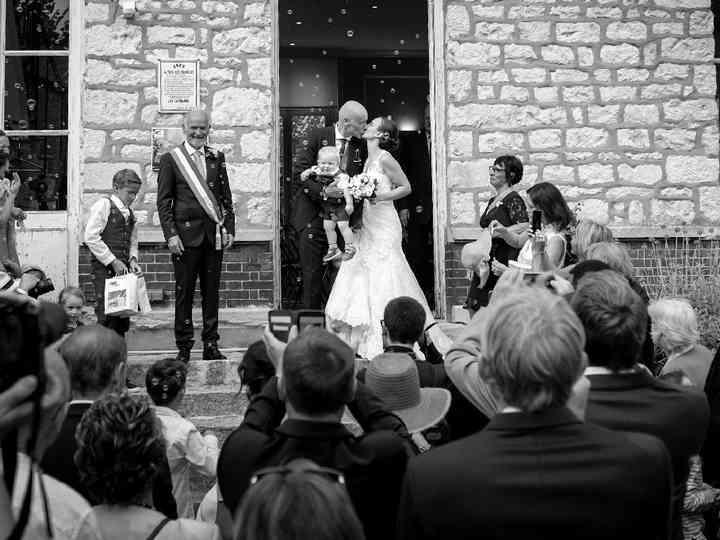 Le mariage de Ségolène  et Dirk