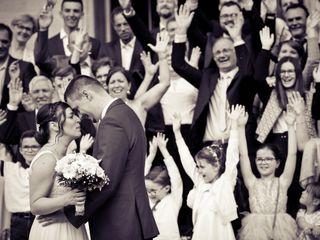 Le mariage de Isabelle et Alan