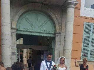 Le mariage de Sharon  et Ludovic 1