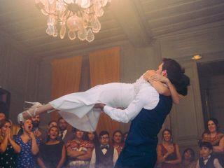 Le mariage de Mia et Axel 1