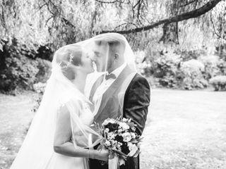 Le mariage de Pia et Kevin 1
