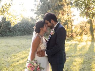 Le mariage de Mailiz et Antoine 1