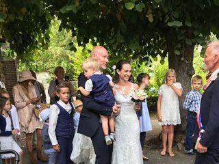 Le mariage de Ségolène  et Dirk 3