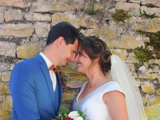 Le mariage de Diane et Maxime