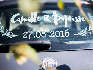 Le mariage de Camille et Baptiste 2