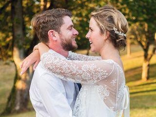 Le mariage de Camille et Baptiste