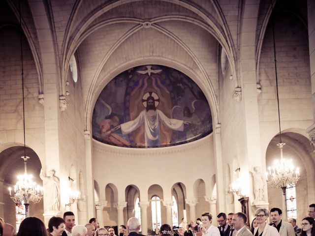 Le mariage de Alan et Isabelle à Maisons-Alfort, Val-de-Marne 56