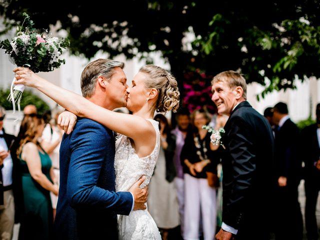 Le mariage de Geoffroy et Eva à Ramatuelle, Var 13