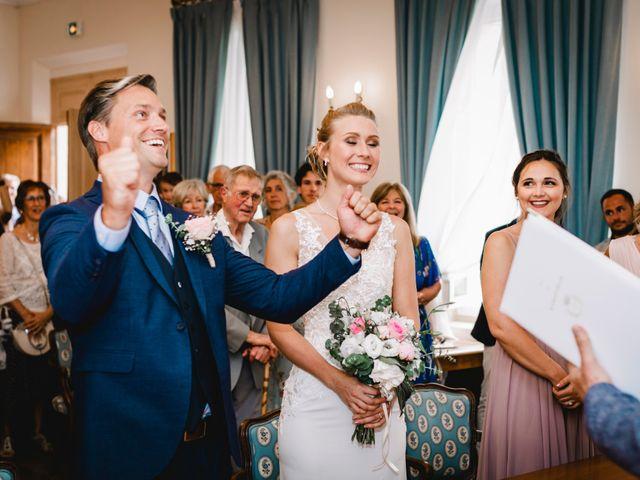Le mariage de Geoffroy et Eva à Ramatuelle, Var 15