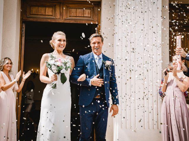 Le mariage de Geoffroy et Eva à Ramatuelle, Var 18