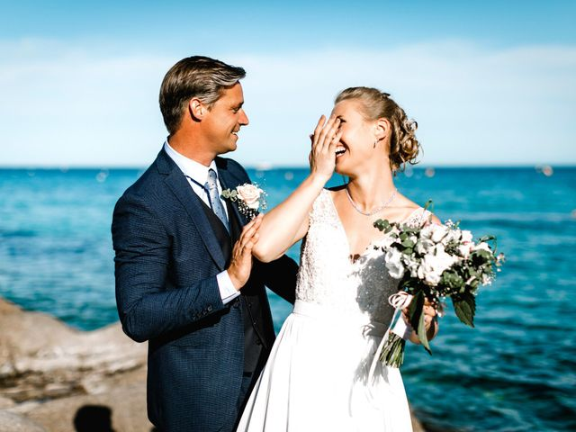 Le mariage de Geoffroy et Eva à Ramatuelle, Var 20