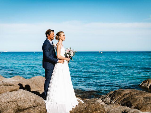 Le mariage de Geoffroy et Eva à Ramatuelle, Var 21