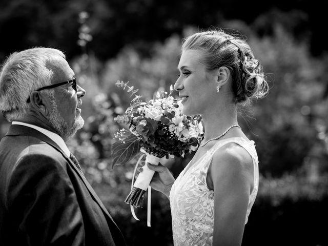 Le mariage de Geoffroy et Eva à Ramatuelle, Var 23