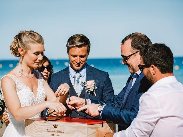 Le mariage de Geoffroy et Eva à Ramatuelle, Var 25