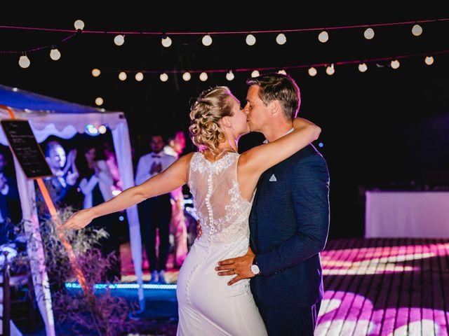 Le mariage de Geoffroy et Eva à Ramatuelle, Var 28