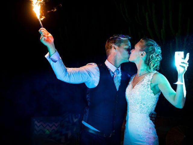 Le mariage de Geoffroy et Eva à Ramatuelle, Var 31