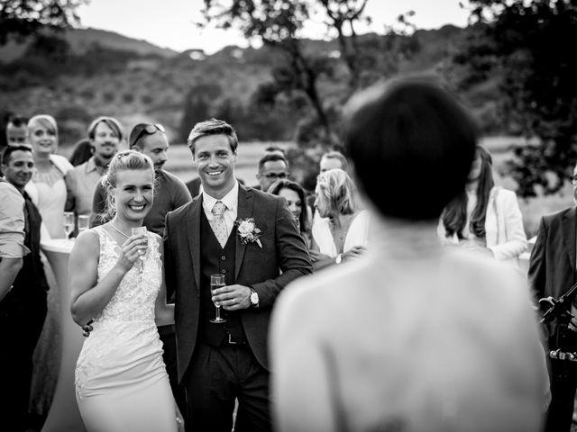 Le mariage de Geoffroy et Eva à Ramatuelle, Var 37