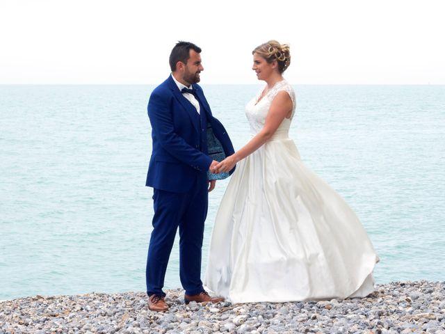 Le mariage de Cyrille et Claire à Doudeville, Seine-Maritime 1