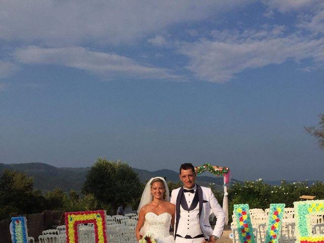 Le mariage de Ludovic et Sharon  à Fréjus, Var 4