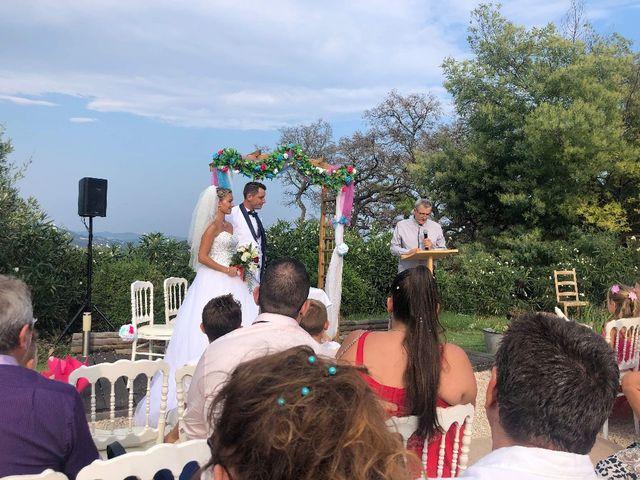 Le mariage de Ludovic et Sharon  à Fréjus, Var 7