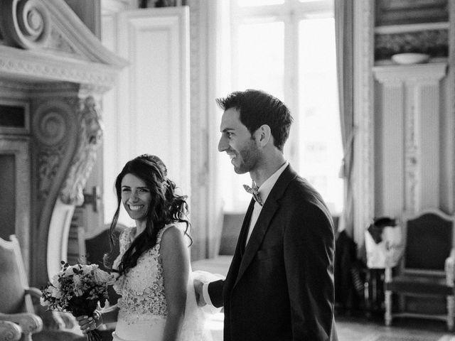 Le mariage de Axel et Mia à Paris, Paris 54