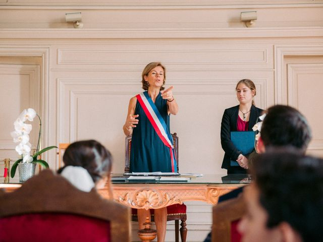 Le mariage de Axel et Mia à Paris, Paris 55