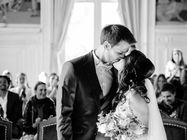 Le mariage de Axel et Mia à Paris, Paris 32