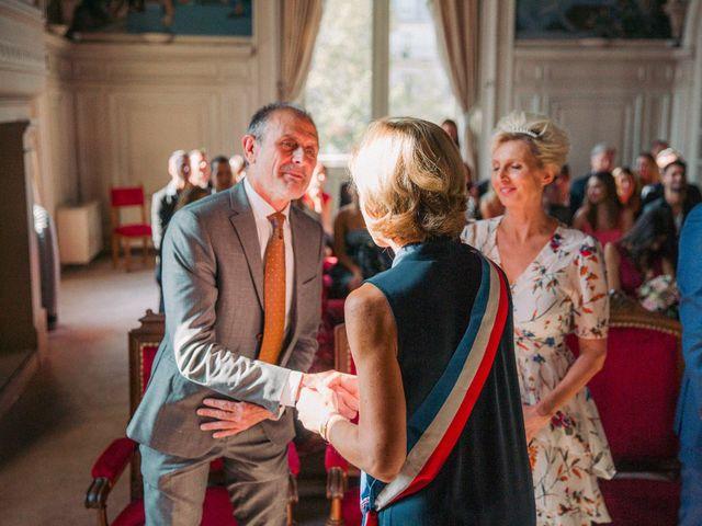 Le mariage de Axel et Mia à Paris, Paris 58