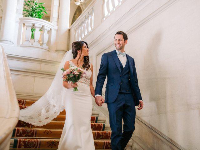 Le mariage de Axel et Mia à Paris, Paris 61