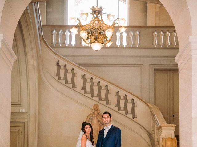 Le mariage de Axel et Mia à Paris, Paris 62