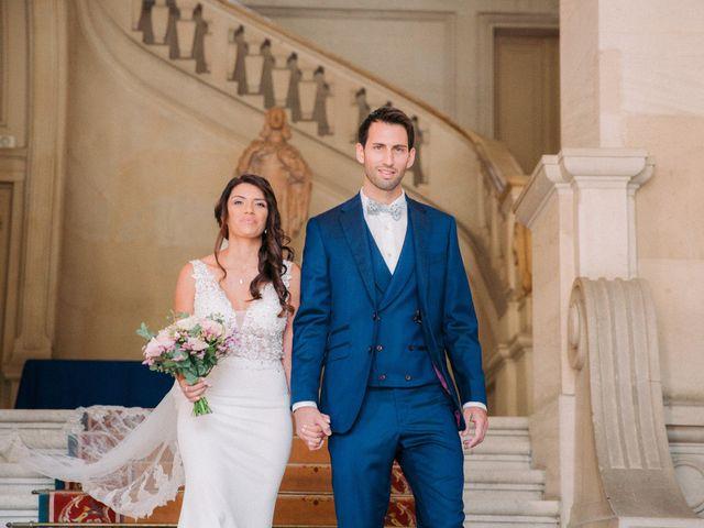 Le mariage de Axel et Mia à Paris, Paris 33