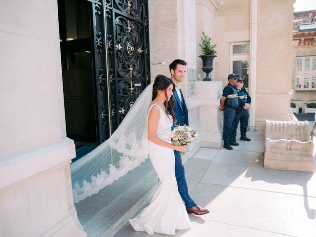 Le mariage de Axel et Mia à Paris, Paris 63