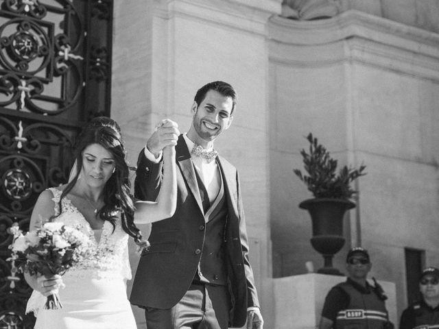 Le mariage de Axel et Mia à Paris, Paris 64