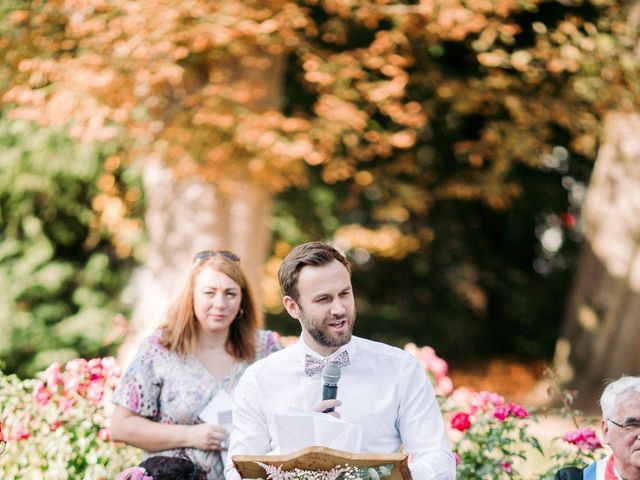 Le mariage de Axel et Mia à Paris, Paris 35