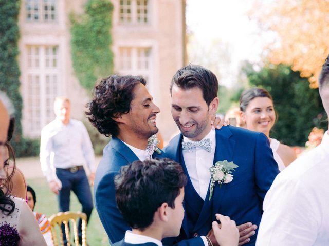 Le mariage de Axel et Mia à Paris, Paris 94
