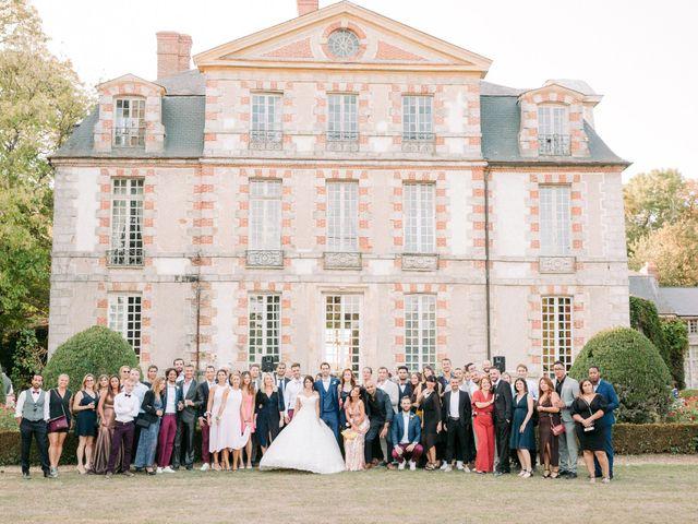 Le mariage de Axel et Mia à Paris, Paris 101