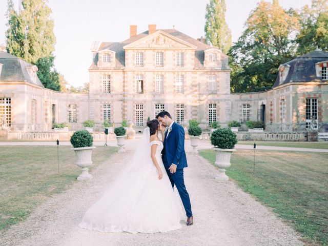 Le mariage de Mia et Axel