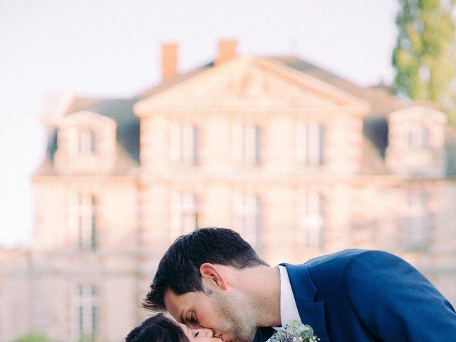 Le mariage de Axel et Mia à Paris, Paris 6