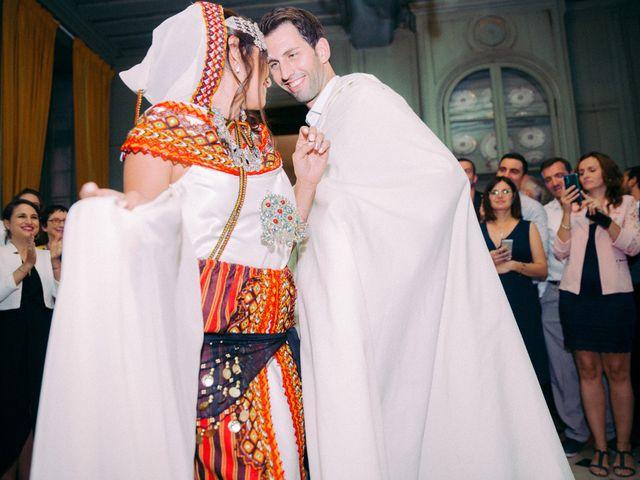 Le mariage de Axel et Mia à Paris, Paris 140