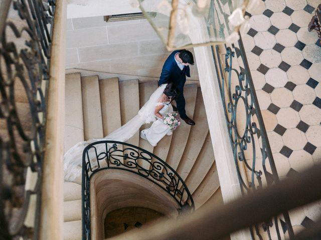 Le mariage de Axel et Mia à Paris, Paris 76